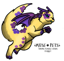 Omnisciient - Hyacinth i by Muse-Pets
