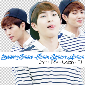 [22.08.13] Png Onew by ChoiSungMin