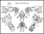Phalanx Class Battlecruiser by Peacewise