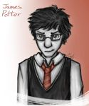 James Potter! by israeli14
