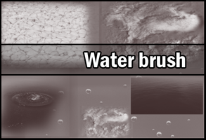 Water brush by Faeth-design