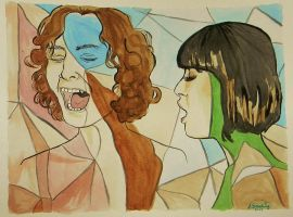 Gotye - Somebody That I Used To Know by Promandis