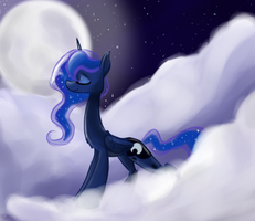 Lady of the Night by Artizay