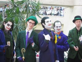 Jokers and Riddlers by Jasong72483