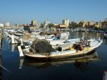 Tyre, Old Port, Lebanon. by Bizriart