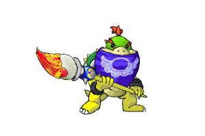 Bowser Jr by Ackuroon