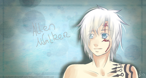 Allen Walker by RockyArtzXD