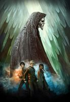 Magisterium - The Iron Trial Cover  ed.Scholastic by Eyardt