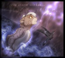 Stormy Petrel by RexKing