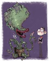Little Shop of Horrors by JeffVictor