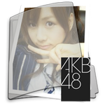 AKB48 Folder Icon by Hanabiratachi48