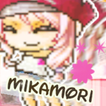 Icon Request- MikaMori by iKristinee