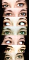 I Have A Thing For Eyes by princepessa