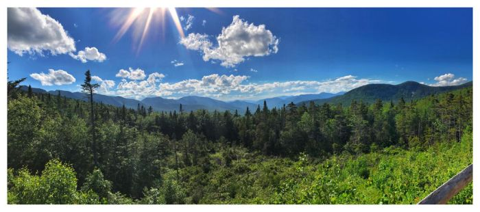 White Mountains - New Hampshire -2 by Riot207Photography