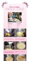 French Toast Tutorial by xSerenityLove
