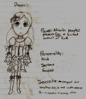 Rozen maiden OC by DreamXxXDemon178