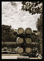 Wine Barrels by SZenz