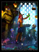 The Bewitched Prince Problem by Fredy3D