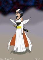 Arrancar Soi Fon by Ruby-Hime