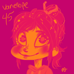 Vanellope 45 by dissantii