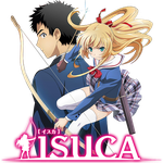 Isuca Anime Icon by Wasir525