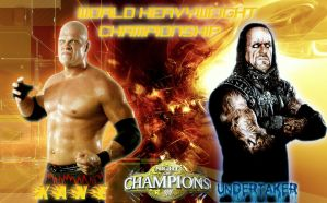 WWE Night Of Champions 2010 by Gogeta126
