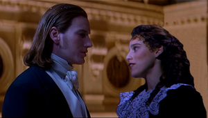 Raoul and Cosette by FantasticalWonder
