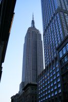 Empire State by psychowolf21