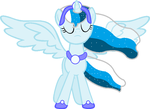 snowflake (commission) by LPSRoseThorne
