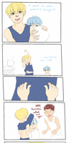 the actions which kuroko regrets by Magicpills