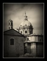 Roman Cathedral by Emmk1970