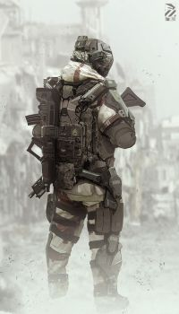 Exosuit. by duster132