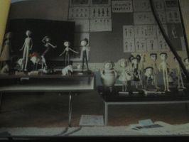 Frankenweenie: Visual Companion by lillypop1600