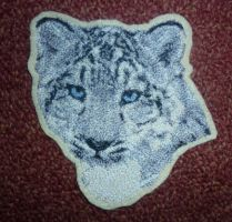Snow Leopard patch by goiku