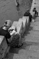 By the Seine by volkanersoy