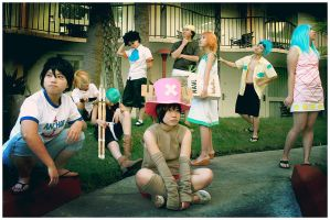 ALA: One Piece Kids by SoySauceCosplay
