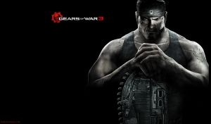 Marcus Fenix Wallpaper... by GVZNABRUTO