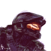 Halo by TheDrawingWarrior69