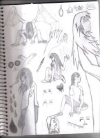 Just some random drawings by Sutefu-Kasaichi