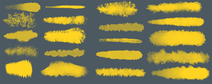 Photoshop Brushes II by Zalcoti