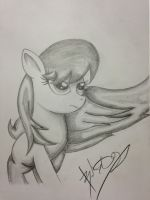 Glamour shot of Octavia by Sketchy1987