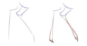 A very brief feet deconstruction by Ehetere