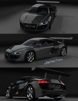 Audi R8 GT3 WIP by Lilshadow