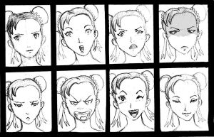 expressions by Marvsamune