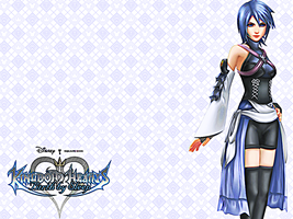 KH BBS - Aqua Wallpaper by Skylight1989