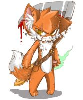+Evil the Fox+ by Sprinkling-stars