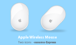 Apple Wireless Mouse icon by susumu-Express