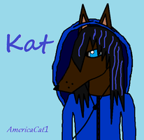 Kat by americacat1