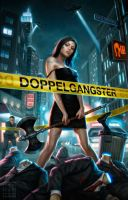 Doppelgangster by DSillustration