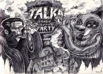 talka - trash destroy party by tronzero
